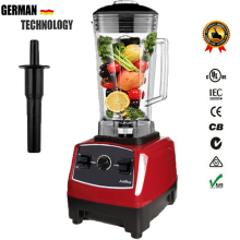 100% Brand New GERMAN Motor techonology 3HP BPA FREE commercial blender home professional smoothies mixer juicer