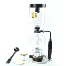 1PC  Style Coffee Syphon 5 Cups Counted Tea/Coffee Siphon