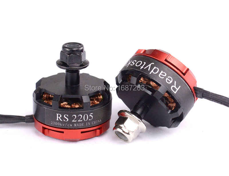 RS2205 2300KV CW/CCW Brushless Motor for Robocat 270 280 Quad FPV Multicopter