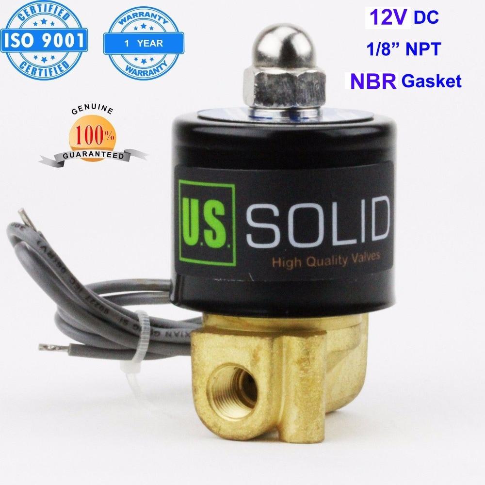 электрические водяные клапаны 12 В