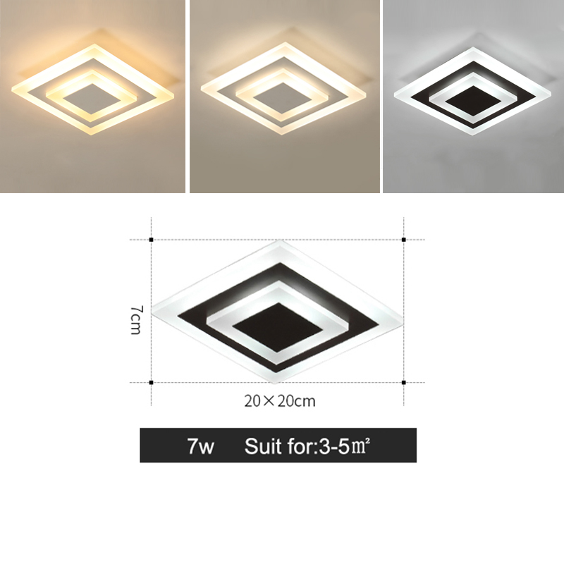 Modern Led Ceiling Lights For Corridor Balcony Bedroom Room Lustre Plafonnier Home Deco Ceiling Lamp Avize Lighting FixtureModern Led Ceiling Lights For Corridor Balcony Bedroom Room Lustre Plafonnier Home Deco Ceiling Lamp Avize Lighting Fixture