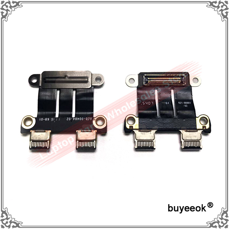 все цены на  Original New A1706 A1707 A1708 DC-in I/O Power Jack Board 620-00484-02 for Macbook Pro 13