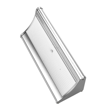 QLTEG Super Brillante Sensor De Movimiento Solar Luz LED 1000LM Realza La Lámpara De Seguridad Impermeable De La Pared Del Jardín Por El Movimiento Del Radar De Microondas