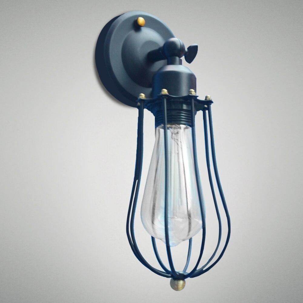 Eusolis E2627 Loft Wall Lights Lampe Abajur Arandelas Para Parede