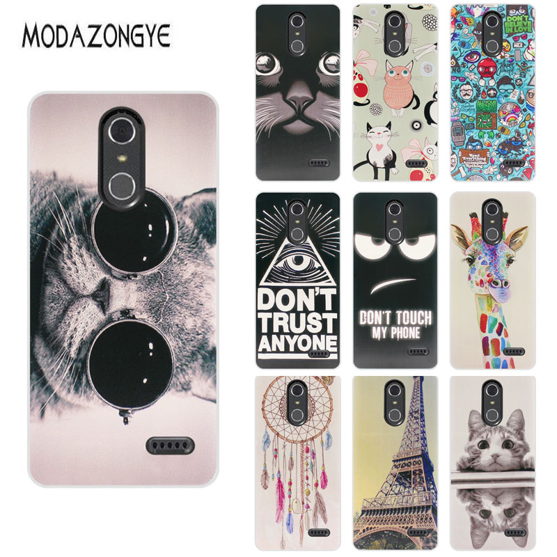 best service 43a47 1060b US $2.99 |ZTE Grand X4 Case 5.5 inch Silicone Painting Back Cover Phone  Case For ZTE Grand X4 Z956 X 4 Case Cartoon TPU Soft Case-in Fitted Cases  from ...