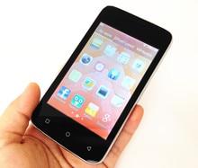 "Original H-moible Y625 Cheap Bar Cell Phone 4.0"" Big HD Capacitive Touch Screen Dual SIM Card Dual Standby Russian Mobile Phone"