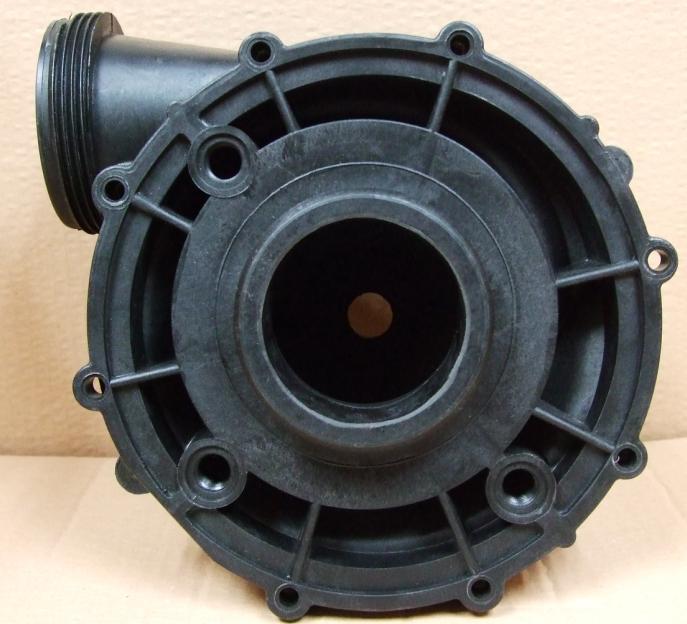 LX pump7 pouces Humide fin pompe corps + couvercle de la pompe Fit WUA Série WUA300-II WUA400-II 7.5 pouce humide fin