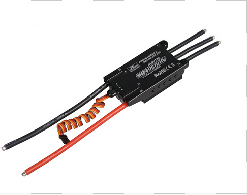 Superior Hobby ZTW Mantis OPTO HV series ESC 90A ztw mantis series 45a esc electronic speed controller high quality