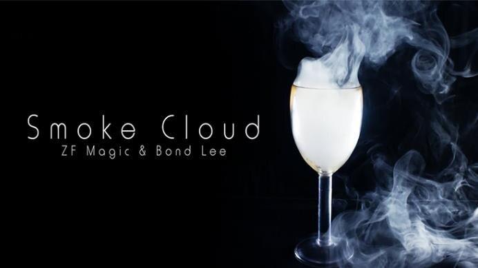 Fumée nuage Gimmick scène tours de magie fumée de tasse vide accessoires magiques Illusions professionnel magicien classique fête Magia spectacle