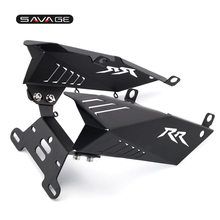 цена на License Plate Holder For HONDA CBR 600RR CBR600RR 2007-2011 Motorcylce Accessories Tail Tidy Fender Eliminator Bracket Mount