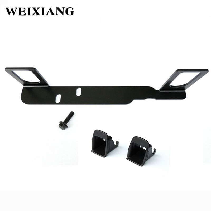For Hyundai Elantra 2006-2010 ISOFIX Belt Connector Interfaces Guide Bracket Retainer Car Baby Child Safety Seat Belts Holder