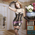 Brand Top Grade New Sexy Lingerie Women Corset Sex Products Porno Erotic Langerie with Garters  Valentine Gift  S6240