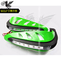 Universal motorcycle motocross handguards hand guard windproof wind proof modification potective gears motor protect colorful