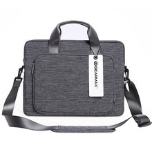 2016 GEARMAX Laptop Bag 14 15.6 Waterproof Nylon Laptop Case 13 Men's Notebook Bag for Macbook Air 13 Pro Women Messenger Bags