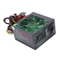 170 260V Max 500W Power Supply Psu 12Cm Pfc Silent Fan 24Pin 12V Pc Computer Sata Gaming Pc Power Supply For Intel For Amd Com