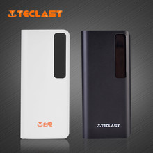 Teclast 2018 New Arrival 10000 mAh power bank Micro USB Dual Input LED Display usb fast charge For Samsung for iPhone X/8/7/6s