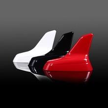 القرش زعنفة هوائي عالية الجودة القرش سيارة لأودي A3 A4 A6 A1 A5 A8 A4L A6L Q3 Q5 Q7 هوائي الديكور سقف هوائي الملحقات