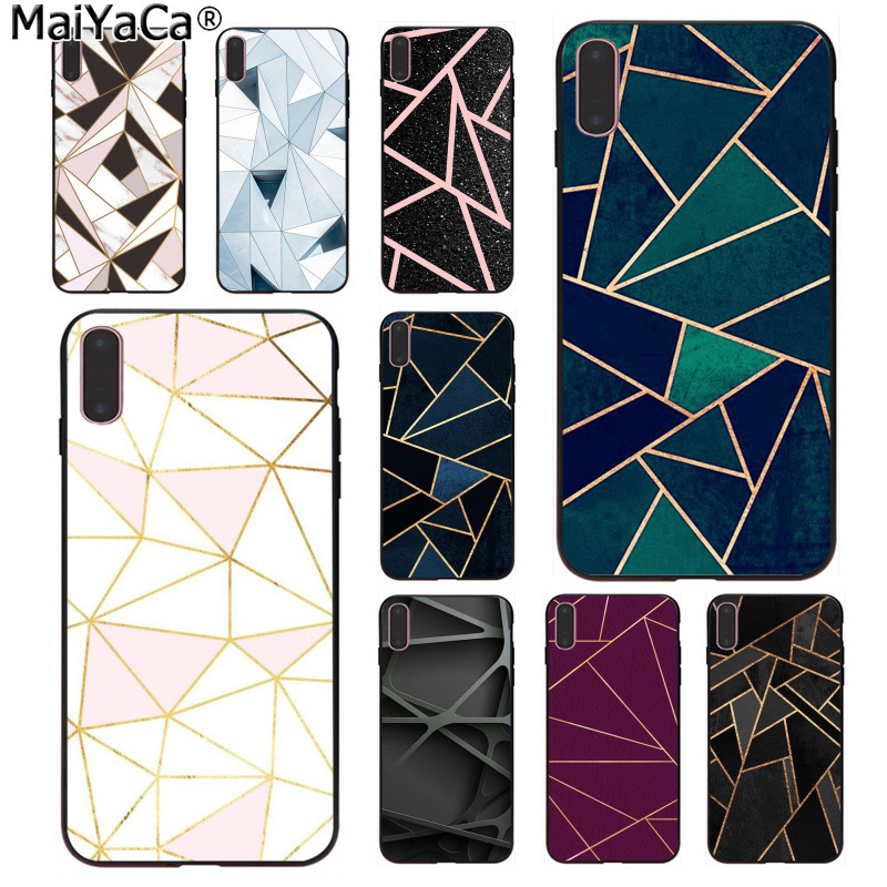 geometric phone case iphone 8