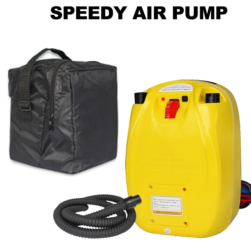 Prijenosni visokotlačni električni zračna pumpa 12v Električni - Sportovi na vodi
