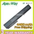 Apexway 8 ЯЧЕЕК батарея для HP EliteBook 8530 p 8530 w 8540 p 8540 Вт 8730 P 8730 Вт 8740 Вт HSTNN-LB60 HSTNN-OB60 HSTNN-XB60 KU533AA