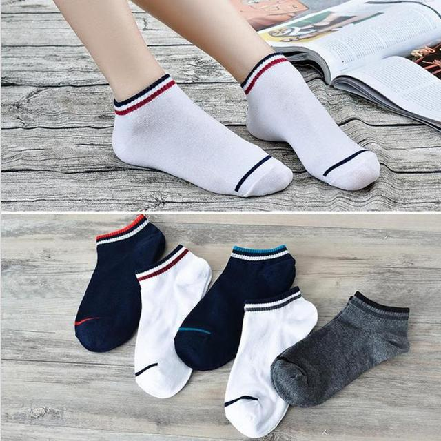 a2dae3d7b JAYCOSIN NEW Colorful Ankle Socks Men Socks 100 Cotton High Quality Male Couples  Valentines Day Short Gifts Socks Pack 2018