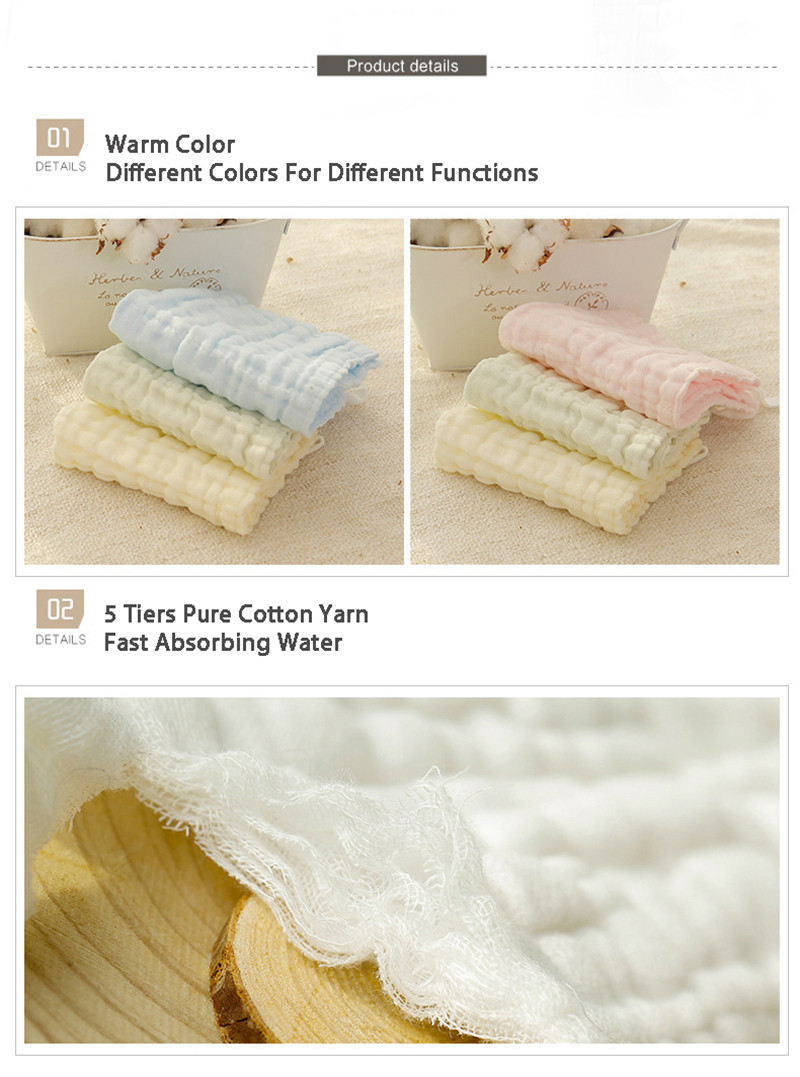 Cotton Baby Face Towel (3)