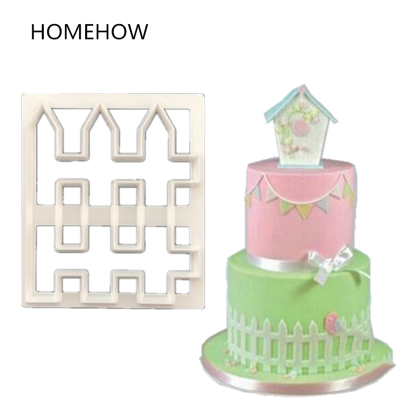 1Pc Animal Printing Die Cutting Fondant Cake Mould Mold Cutter for DIY Decor