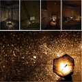 Romantic Star Astro Sky Novelty Lighting Starry Projector Night Lamp Projection Cosmos Night Lights Bedroom Decoration Lighting