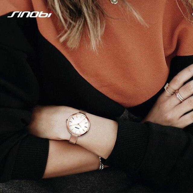 Zegarek damski SINOBI MINI 5