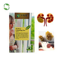 40 pcs/2 Packs Kidney Stone Cleaning Tea gallbladder Kidney stone treatment cleaning kidney gallstone product draining Stone tea