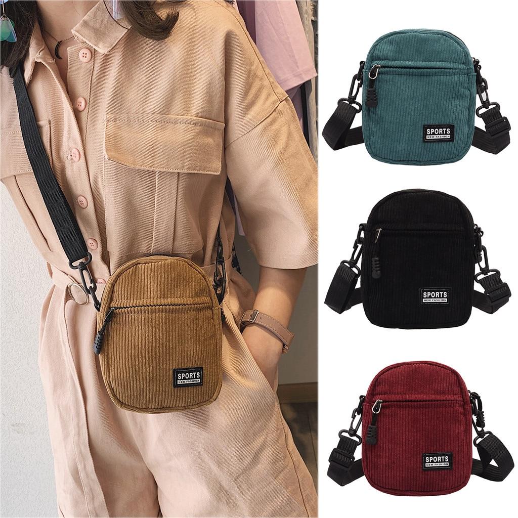 Women Canvas Versatile Fashion Messenger Bag small bags for women messenger bag Shoulder Bag taschen women#25|Top-Handle Bags| - AliExpress