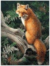 Yikee алмазная живопись малая панда полная huacan k644