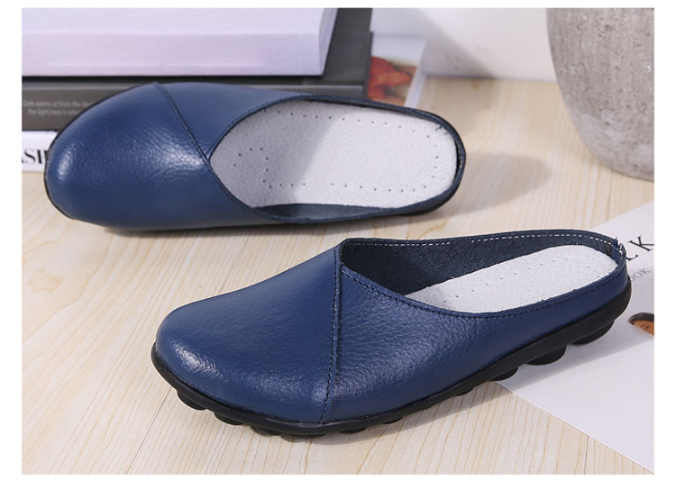 AH 9918-2018 New Women Flats Loafers Shoes-8