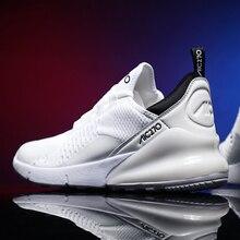 Brand New Runningg Scarpe Per Gli Uomini Cuscino D aria Mesh Traspirante  resistente all usura Hot 2019 Fitness Trainer Scarpe Sp.. 31746810156