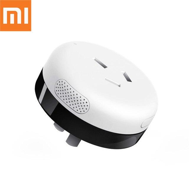 Original Xiaomi aqara Mijia Gateway 2 Zigbee Smart Air Conditioning Companion Gateway function Online Radio Mi home APP control