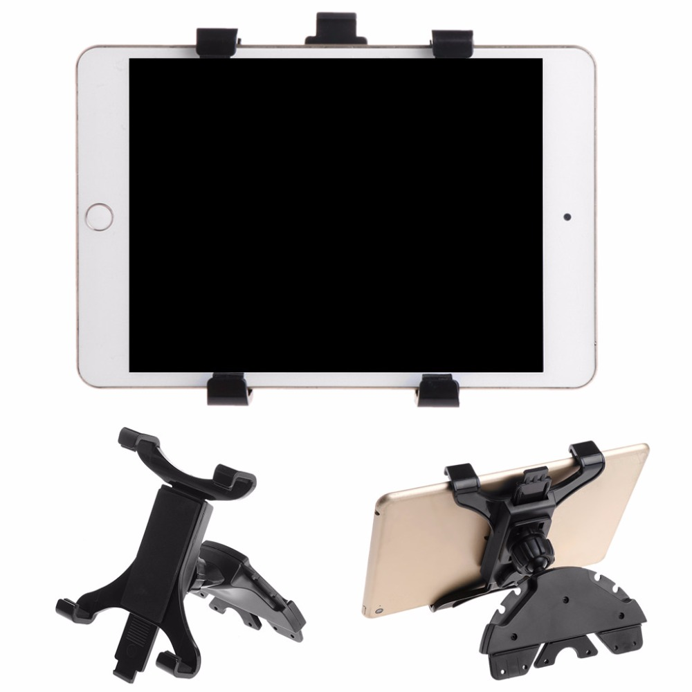 Universal Car CD Slot Mount Holder Stand For ipad 7 to 11inch For Tablet PC Samsung Galaxy Tab Z07 Drop ship