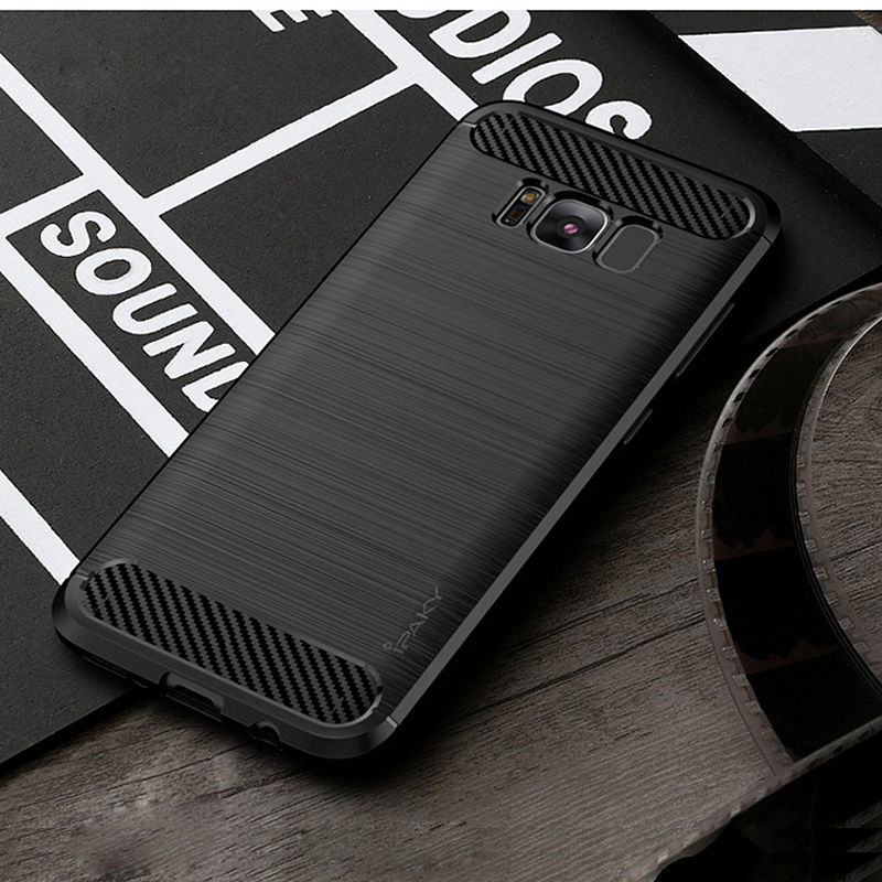 reputable site 584db 6575c US $6.99 |For Samsung Galaxy S8 Ipaky cases Original Ipaky Neo Hybrid slim  Armor Silicone+TPU Back Covers Cases For S8 Plus + retailbox-in Fitted ...
