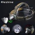 Night Fishing IR Sensor Led Headlamp 18650 Battery 3W 240 Lumens Head Lamp Motion Sensing Zoomable Hoofdlamp Outdoor Camping