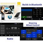 Android 5.1 Car Radio Stereo 7 inch Capacitive Touch Screen HD 1024x600 GPS Bluetooth USB Player 1G DDR3 + 16G Memory Flash