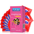 10PCS  Cartoon Series Condoms For Men Delay Condom Dynamic Stimulus Salient Points Lubricating Ultrathin Lasting Natural Latex