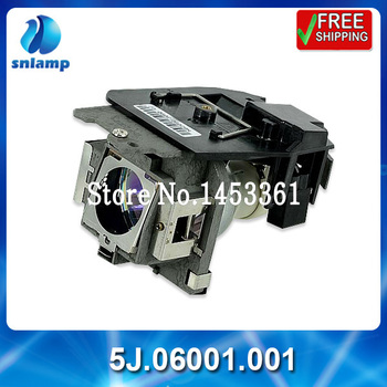 Compatible replacement projector lamp bulb 5J.06001.001 for MP612 MP622 MP622C MP612C