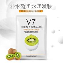 Fruit Toning Youth Facial Mask Moisturizing Oil Control Hydrating Nourishing Face Mask Wrapped Mask Skin Care