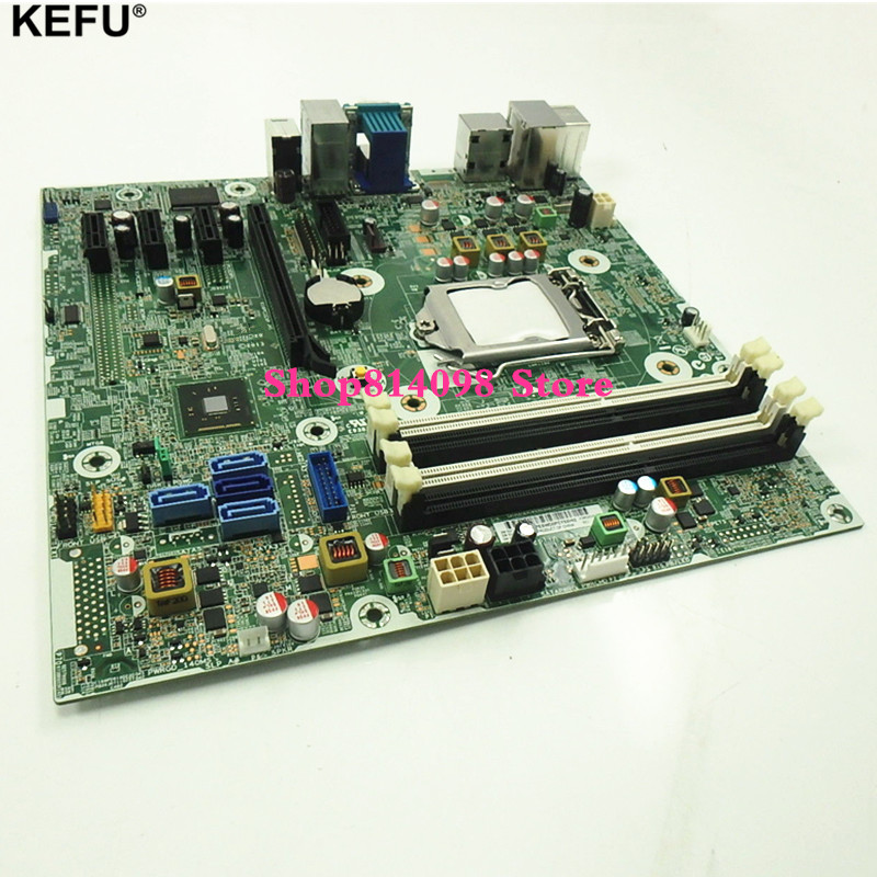 795972 001 For HP ProDesk 600 G1 SFF Desktop Motherboard 696549 003 795972 501 LG1150 Mainboard
