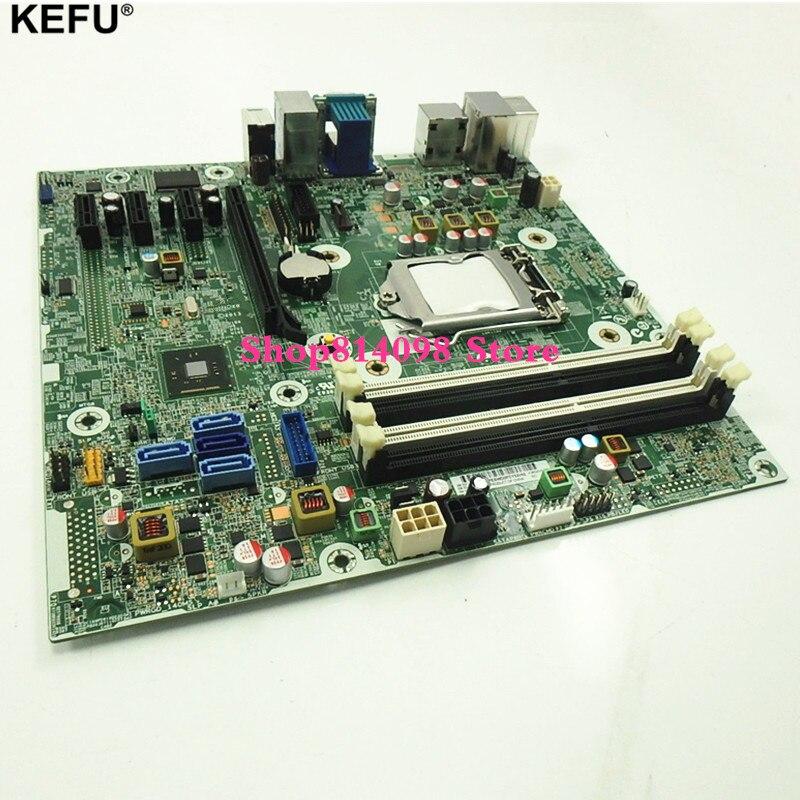 795972-001 pour HP ProDesk 600 G1 SFF carte mère de bureau 696549-003 795972-501 LG1150 carte mère 100% testé entièrement travail