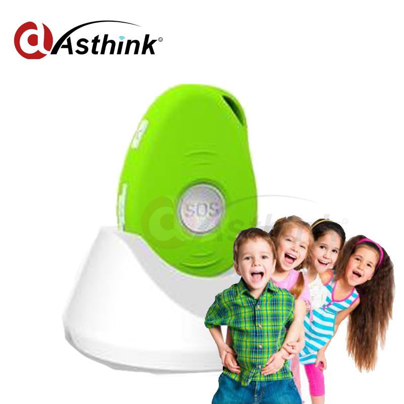 Free Shipping Real Time Mini GSM/GPRS GPS Tracker Peple Child Kids elderly US or EU AU Plug