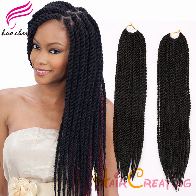 2016 Hot 18inch 70g Pack Havana Mambo Twist Ombre Braiding Hair Crochet Extensions Curly On Aliexpress Alibaba