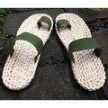 Unique Design Casual Cork Sandals Fashion Good Wear Handmade Men's Slippers Stocks Male Inner Room Brand Flip Flops