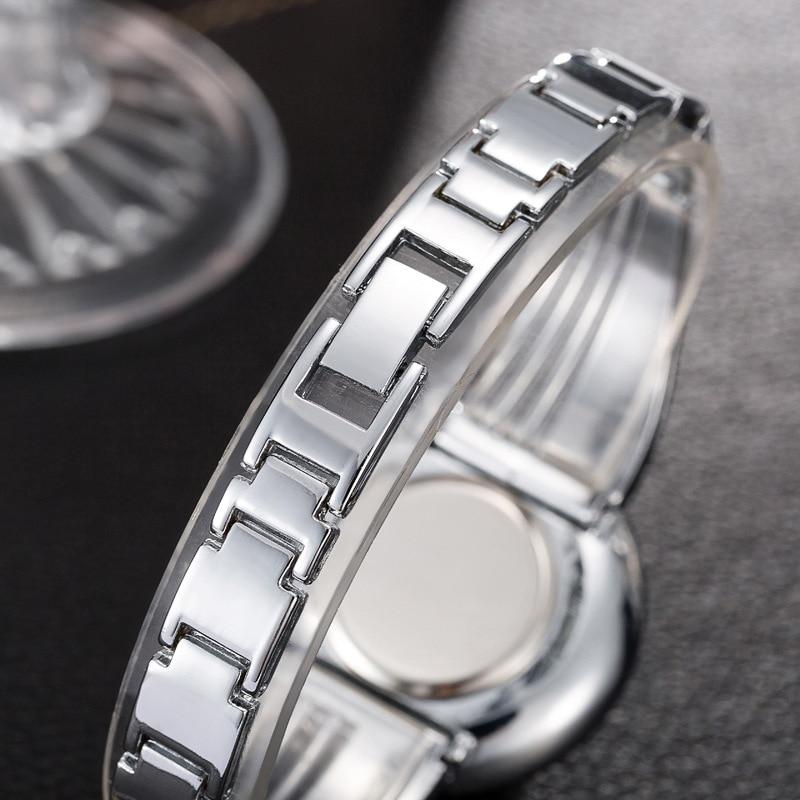 CUSSI Κορυφαία ασημένια γυναικεία - Γυναικεία ρολόγια - Φωτογραφία 5
