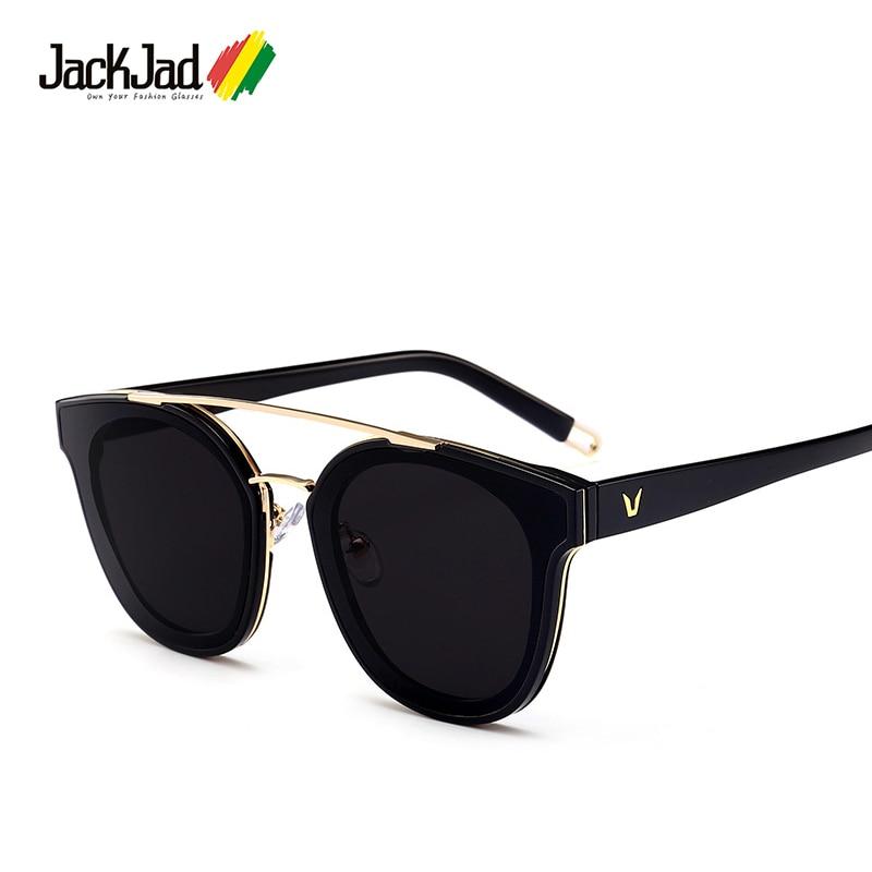 JackJad 2018 nueva moda Popular mujeres NEWTONIC estilo gafas De Sol marca De diseño caramelo océano tinte gafas De Sol 7177
