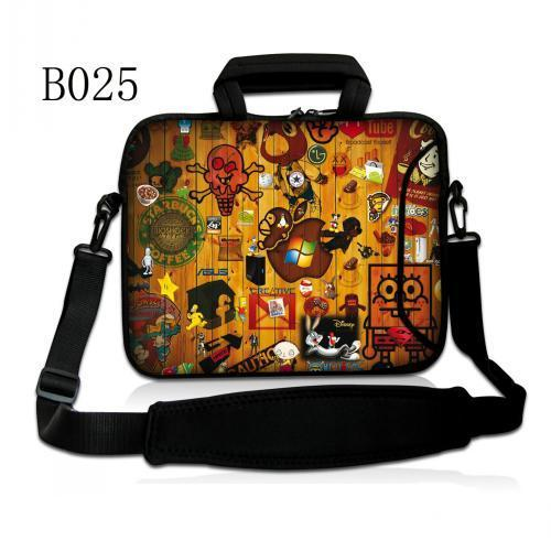 10 Laptop Shoulder Bag Sleeve Case Cover for Apple iPad Air iPad 2 3 4 5 5th Gen W/Cover/10.1 Samsung Galaxy Tab